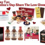 Day 2 | Share The Love Valentine's Day Giveaway
