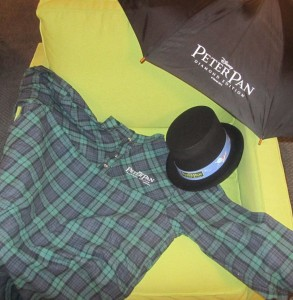 peterpan prize pack