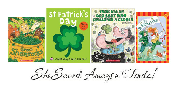 St Patricks Day Books on Amazon