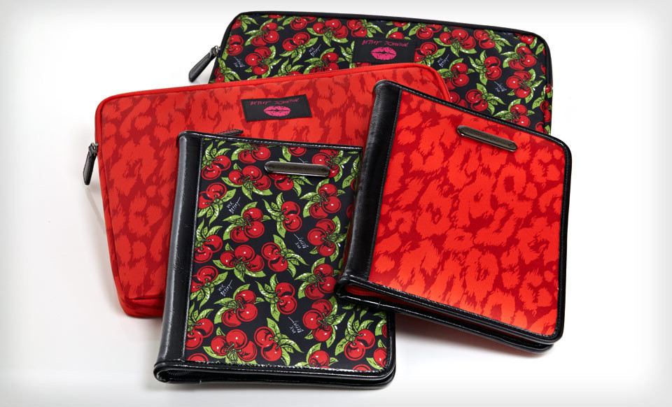 Betsey Johnson Laptop Sleeves as low as $12.99