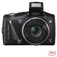 Canon SX150 14.1MP Digital Camera for $79 Shipped