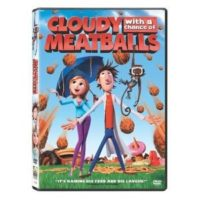 Cloudy with a Chance of Meatballs for $4.99 Shipped