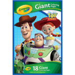 Crayola Giant Coloring Pages Printable Coupon