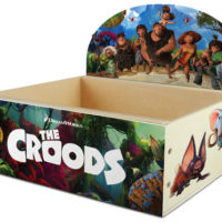 FREE Lowes Workshop   The Croods: Planter