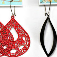 Belle Chic | Filigree Earrings for $5.99