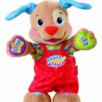Fisher Price Dance And Play Puppy for $27.75 Shipped