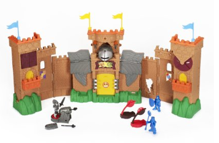 Fisher Price Imaginext Eagle Talon Castle For 3998