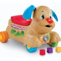 Fisher Price Ride On Puppy for $24.99 Shipped