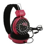 Hello Kitty Plush Headphones for $14.99 Shipped