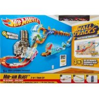 Hot Wheels Wall Tracks Mid-Air Blast Buildup for $33.99 Shipped