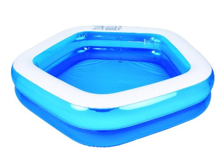 Inflatable Kiddie Pool For 29 95 Shipped Shesaved 174