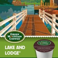 Lake And Lodge Kcup Coffee for $10.99 (24 count)