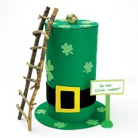 Leprechaun Trap | Fun Kids Craft for St Patricks Day