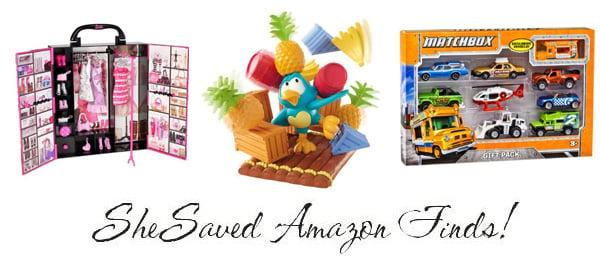 Mattel Toys 5 off 25 at Amazon SheSaved174 : Mattel Toys from shesaved.com size 600 x 267 jpeg 96kB