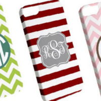 Belle Chic | Personalized iPhone Cases for $17.99