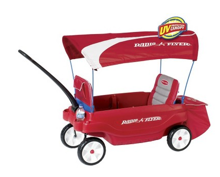 Radio Flyer Ultimate Comfort Wagon for $139 Shipped