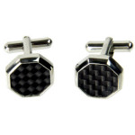 Stainless Steel Cuff Links for $9.99 Shipped