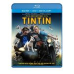 The Adventures of Tintin for $10.99 Shipped