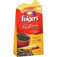FREE Sample | Folgers Fresh Breaks
