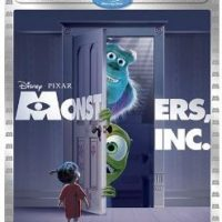 Monsters, Inc. 3D Blu-ray DVD Review