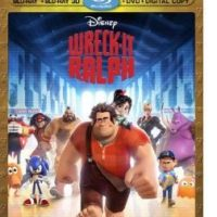 New Release! Wreck-It Ralph Blu-ray 3D DVD