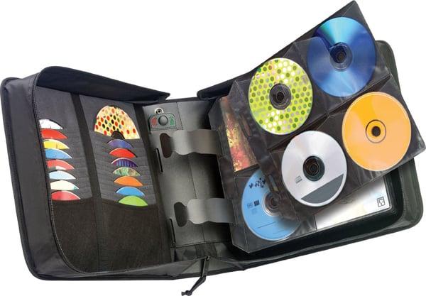 Case logic cd dvd wallet for shipped shesaved - Porta cd auto simpatici ...