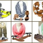 Cents of Style Fashion Friday | Buy Sandals Get A FREE Scarf