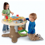 Fisher Price Servin Surprises Kitchen Table For $45.99 Shipped