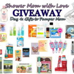Shower Mom with Love Giveaway Day Four: Gifts to Pamper Mom