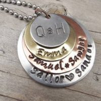 Belle Chic | Handstamped Jewelry Starting at $7.99