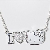 Hello Kitty Necklace for $3.59 at Claires
