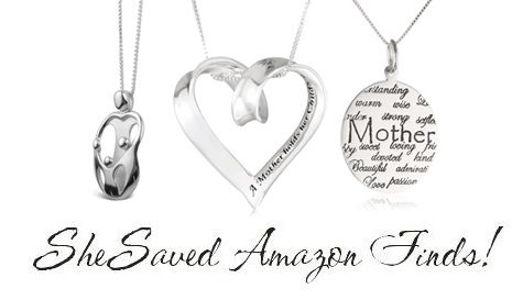 Show mom how much you care with our stylish Mother's Day jewelry. We carry mother daughter rings, mother's necklaces, and other beautiful types of personalized jewelry for moms. Mother's Day is coming up and you're looking for the perfect jewelry to show mom that you love and appreciate her.
