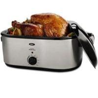 Oster 22 Quart Roaster Oven For $28.65 Shipped