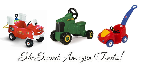 Amazon Deals On Outdoor Ride On Toys Shesaved 174