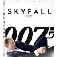 Skyfall (Blu-ray/ DVD + Digital Copy) for $16.99 Shipped