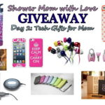 Shower Mom with Love Giveaway Day Two: Tech Gifts for Mom