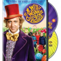 Willy Wonka & the Chocolate Factory For $5 Shipped