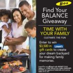Enter to Win! Find Your Balance BOBgear Sweepstakes #BOBMoms