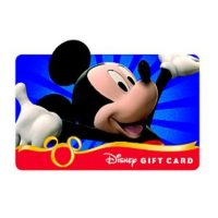 Sweepstakes | $400 Disney Gift Card From Tanga
