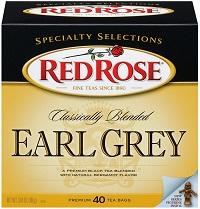 FD 13 Red Rose Earl Grey Tea