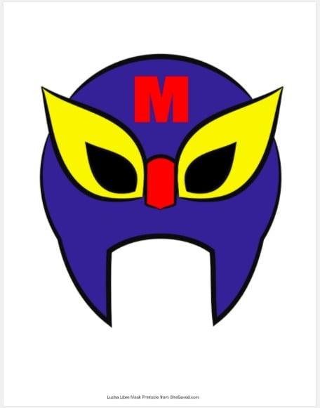Macho Mask