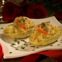 Stuffed Shrimp Potatoes Recipe