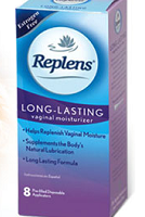 FREE Replens Sample | Replens Long Lasting Moisturizer