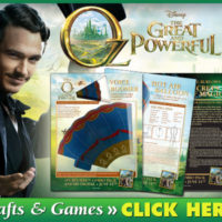 Disney Crafts and Games | FREE Emerald City Summer Fun!