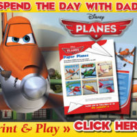 Disney Activity | Fun and FREE PLANES Activities