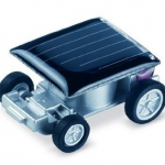 Solar Powered Car for $2.20 Shipped