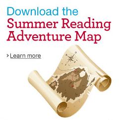 Summer Reading Adventure Map