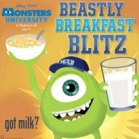 Disney Fun | Play the Beastly Breakfast Blitz Game!