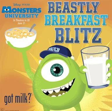 beastly breakfast