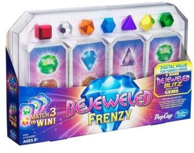 Winner, Winner, WINesday #2: Bejeweled Frenzy Card Game Review & Giveaway!